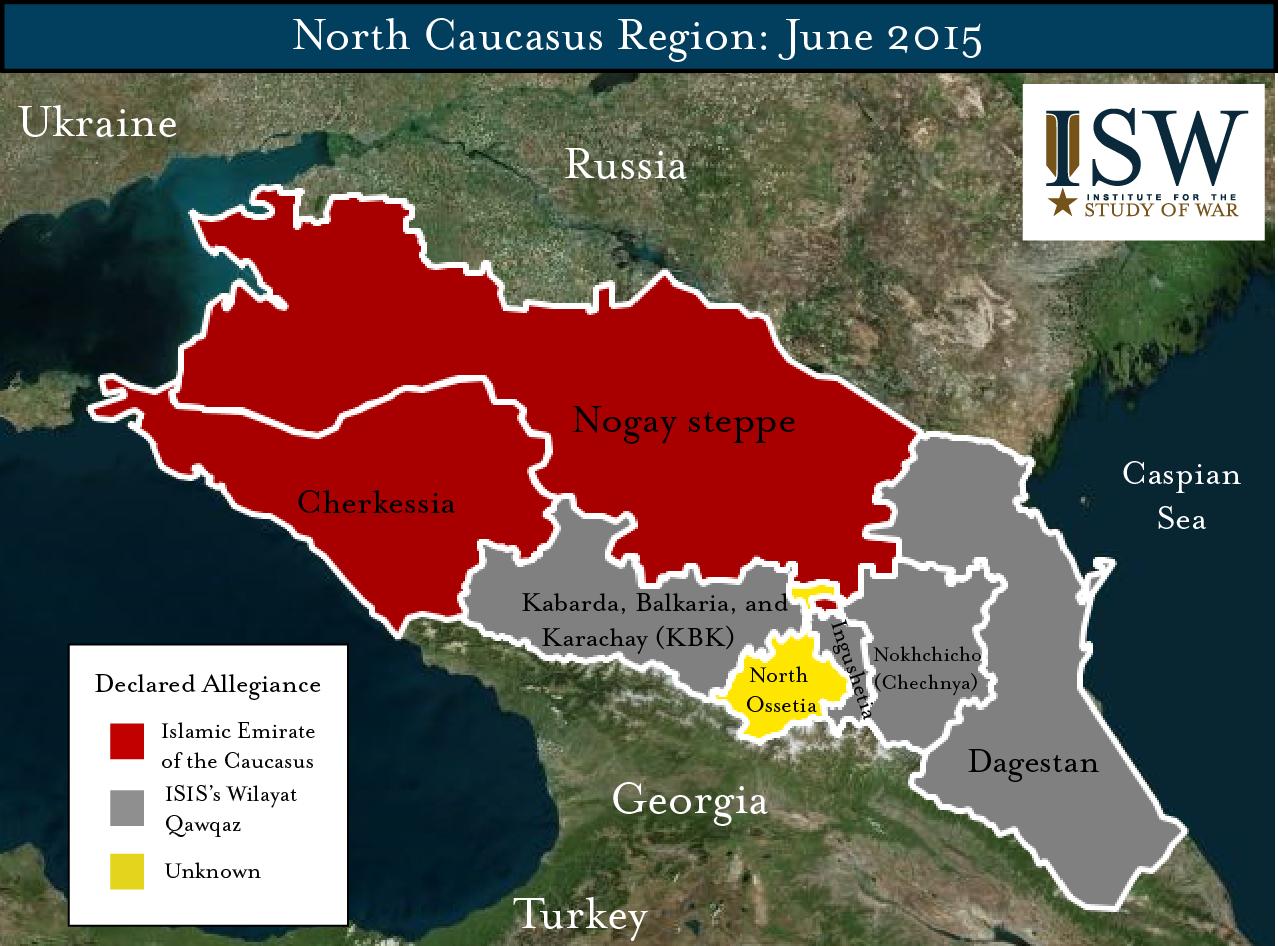 Jihadisti del Daghestan 2